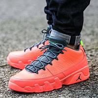 "Кроссовки для баскетбола Air Jordan 9 Retro Low ""Bright Mango"""