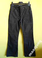 Вельветовые джинсы - клеш,  р-р 38