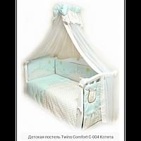 Постельный комплект TWINS Comfort 8 эл