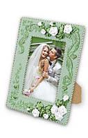 """Набор для вышивания крестом «Рамка для фотографии """"С любовью""""» (1355АС), Риолис"""