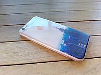 Силиконовый чехол для iPhone 6/6s нью-йорк