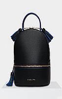 Кожаный рюкзак-трансформер со съемным ремешком Fidelitti Salerno Mini 058/0/Lu/B