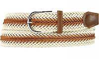 Женский ремень плетенка