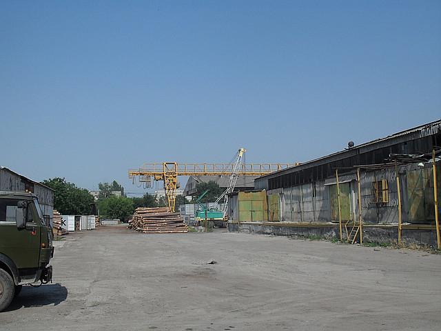 Складские здания и сооружения 14.659 м.кв. пгт Великодолинское