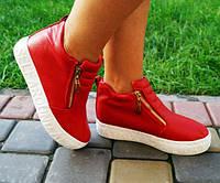 Женские весенние модные ботинки недорого