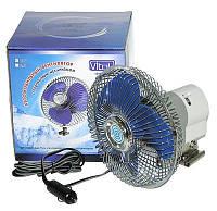 """Вентилятор 6"""" BH.12.603 метал. 12V"""