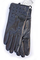 Женские кожаные перчатки коза