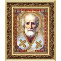 Набор для вышивания Б-1001 Икона Св. Николая Чудотворца