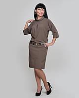 Платье женское трикотажное пл 099
