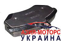 Колодки тормозные передние Chery Tiggo (Чери Тигго) T11-3501080