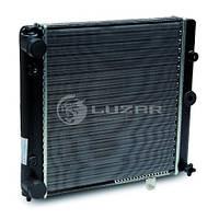 Радиатор охлаждения Ваз 1111 ОКА ЛУЗАР (алюминиевый) (LRc 0111)
