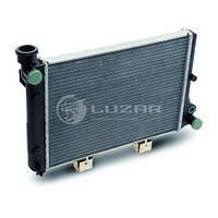 Радиатор охлаждения Ваз 2106 ЛУЗАР (алюминевый) (LRc 0106)
