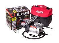 Мощный автомобильный  компрессор ELEPHANT 12510 с автостопом