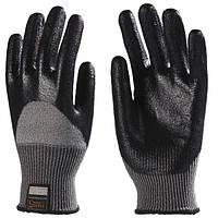 Перчатки химстойкие, против порезов, для общих работ. Размер 9, 10