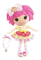 Кукла Лалалупси Печенюшка Сладкоежка Сластена С Днем рождения Большая 33 см - Lalaloopsy Super Silly Party Lar