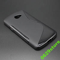 Чехол LG K5 / X220 силикон TPU S-LINE черный