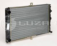 Радиатор охлаждения Сенс, Ланос 1,4 ЛУЗАР SPORT (паяный)