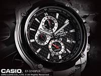 Мужские часы Casio Edifice EF-524SP-1A Гарантия ЧП