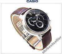 Мужские часы Casio BEM-506BL-1A ГАРАНТИЯ Edifice
