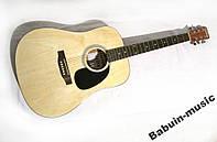 Акустическая гитара Collins (новая, +чехол)