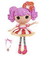 Кукла Лалалупси Смешинка С Днем рождения Большая 33 см Lalaloopsy Super Silly Party Large Doll- Peanut Big Top
