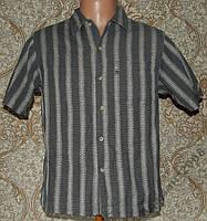 Рубашка фирмы The North Face (S) 100% хлопок