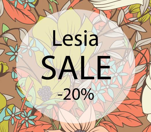 Lesia SALE – лови момент!
