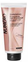 NUMERO Шампунь для блеска волос на основе ценных сортов масел 300мл (шт.)