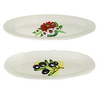 Селедочник Свадебный 6,5 Цветы,оливки ST 50029