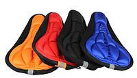 3D Чехол подушка на велосипедное седло, новое