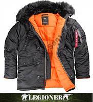 Куртка аляска Slim Fit N-3B Parka [Размер XXXL]