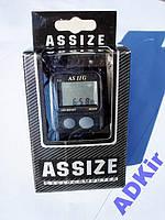 Велокомпьютер ASSIZE AS-11G (11 функций)