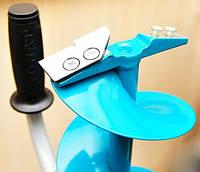 Ледобур двуручный Тонар 180 мм: бурение до 100 см, чехол, ножны, паспорт, барашек, 3,2 кг