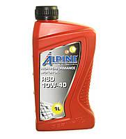 Масло моторное Alpine RSD 10W-40 полусинтетическое 1л