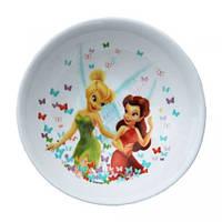 Детский набор посуды LUMINARC DISNEY FAIRIES BUTTERFLY 160 мм (H5833)