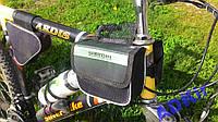 Сумка вело, баул на раму, Велосумка Shimano