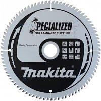Пильный диск Makita TCT для ламината 260 х 30 х 84T B-29496 (B-29496)