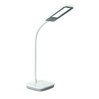 Настольная лампа LED 6W 3000K белая Electrum