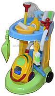 Набор детский для уборки XS 08066