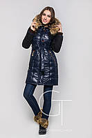 Теплая Зимняя куртка LS-8567