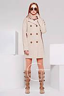Красивое Женское пальто PL-8582