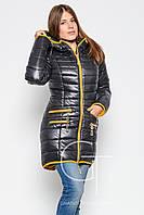 Теплая женская куртка на зиму LS-8505