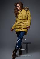 Женская зимняя курточка PL-8702