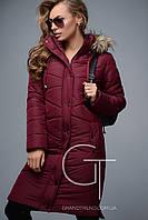 Зимняя женская куртка от украинского производителя LS-8708