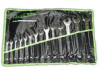 Набор ключей рожково-накидных 14 шт 10-32мм Alloid