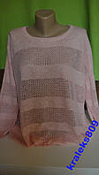 Кофточка свитерок M&S Нежный цвет Р 16 Турция