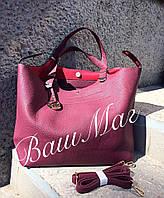 Женская сумка Майкл Корс  Michael Kors tote bag фрезовая