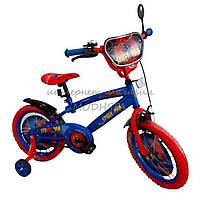 Велосипед детский 18 дюймов 141807 SPIDER MAN