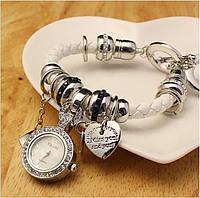 Модные часы браслет Pandora Пандора