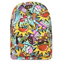Рюкзак  с принтом Граффити РМ6471
